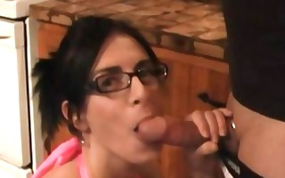cunt ripping dream in the kitchen