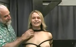 joleen acquires her gazoo spanked and fucked
