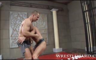 wrestlehard.com homosexual wrestling