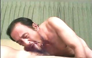 older oriental gay guys in hawt irrumation