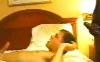 bobby blake bones twinky boy in a hotel room