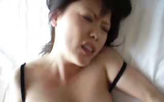 horny japanese milfs engulfing and fucking part4