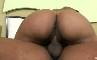 brazilian doxy climbs on top for fucking