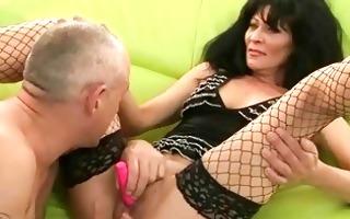 hot grandma getting fucked hard