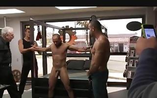 homo hunks humiliate their fuck partner