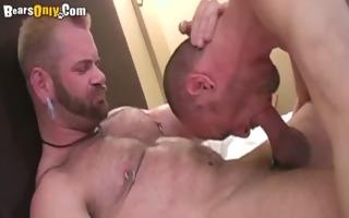 dad bear gets sucked