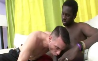 latino dude acquires his cock screwed