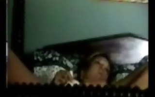 hidden livecam caught my mommy having agonorgasmos
