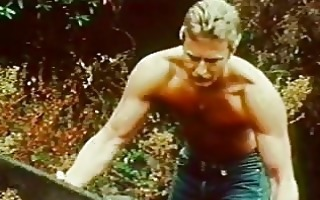 hardcore hunk fuck in the forest house