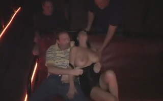 fake tit d like to fuck ass fucked in porn theater