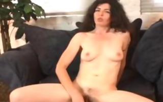 natural shaggy vagina toy solo
