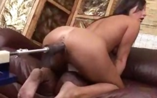 melissa pounded by a fucking machine