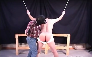 wicked homosexual guy acquires whipped and