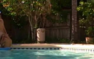 pool goddess