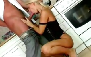 hot blond dilettante acquires fucked hard in the