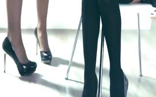 hot schoolgirls posing herself in panties