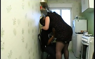 sylviane a big beautiful woman banged by black
