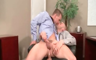 naughty gay men screwed hard in the wazoo at the