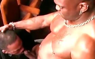 dark pierced muscle