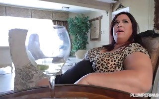 step mom and daugher in-law double team biggest