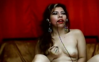 charming mamma plays with remotely part6
