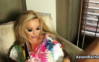 hawt golden-haired d like to fuck receives slutty