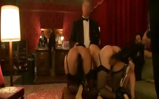 sexy gorgeous honey punished and drilled