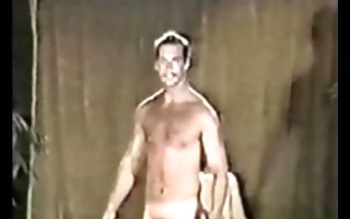 hawt bod naked dads on stage