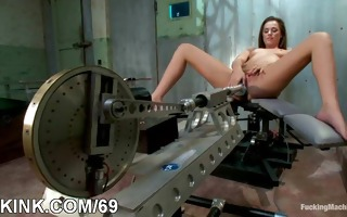 breasty hot sexy hotty submits to torture