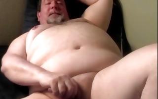 dad hung corpulent bear