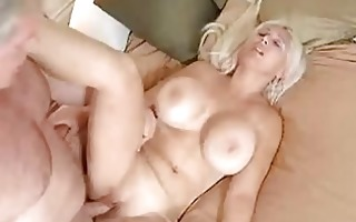 golden-haired d like to fuck with biggest hooters