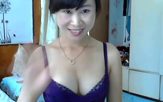 beijing chinese woman masturbates on web camera