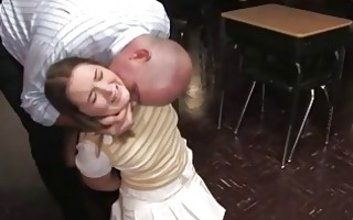 gal punished by husband and hooker