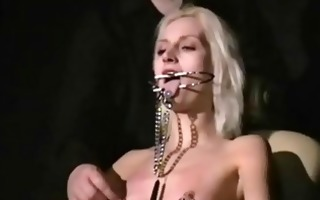 blonde servitude honey wynter tortured and