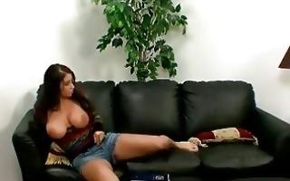 big titty babysitter