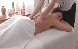 rubbing erotic massage ending with hard fuck 5