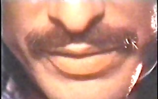 i love your pornstache. - the french connection