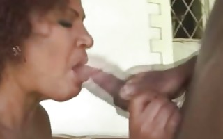 brazilian mother i arse worshipped by black guy