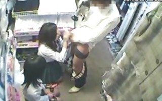 japanese legal age teenager shop sex
