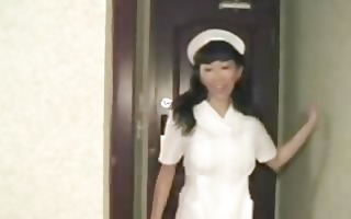 sakura sena - nurse cutie oriental cumshots asian