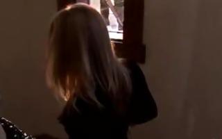 femdom with blond aiden starr