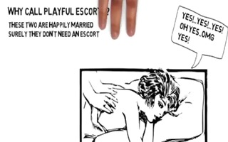 why to hire playful escorts
