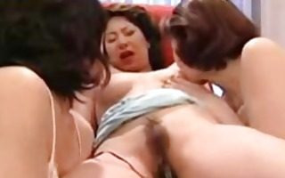 japanese aged lesbian babes uncenso...