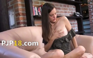 czech woman gaping her awesome vagina