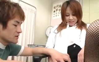 oriental sweetheart acquires cookie moist using a