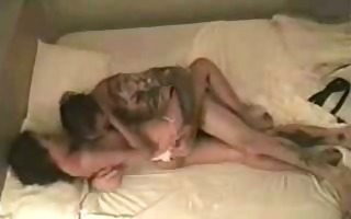 awesome sex session with oriental gal
