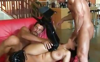 huge boobs carmella bing nailed hard in her a-hole