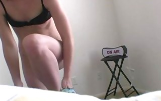 panties testing - sologirlcontent
